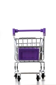 ミニチュアショッピングカート