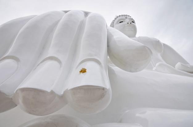 Белое будда