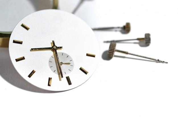時計を修正
