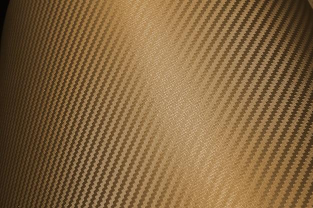 Коричневый углеродного волокна композитного сырья фон