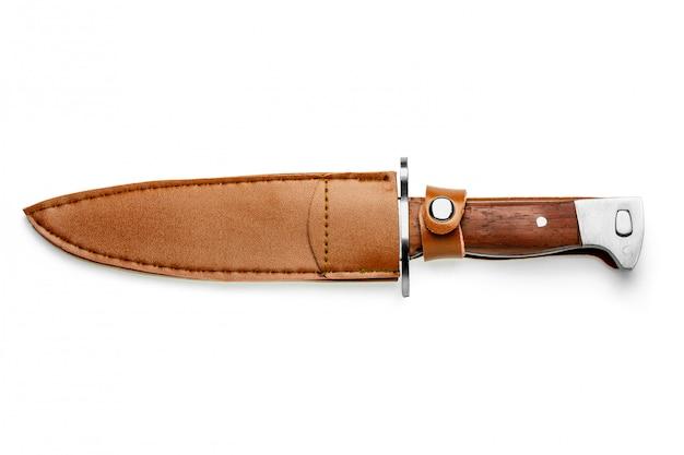 Винтажный боевой нож