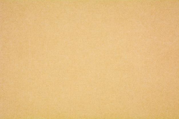 茶色のリサイクル紙の質感