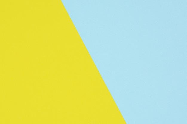 Желто-синяя текстура бумаги - фон