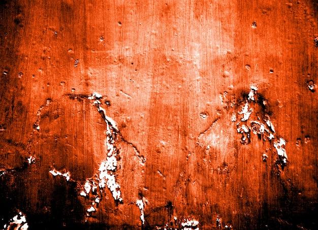 Красный гранж текстур стола. идеальный фон