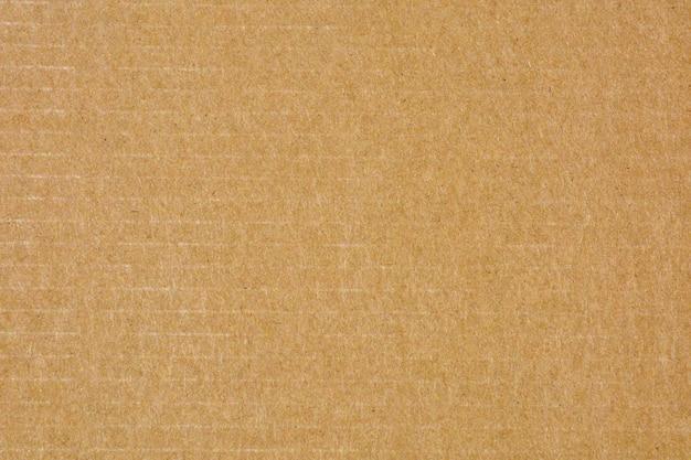 自然な茶色のリサイクル紙テクスチャ - 背景