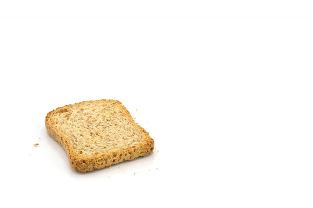 分離された全粒小麦ビスケット