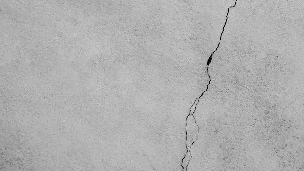 亀裂セメント壁 - 背景のテクスチャ