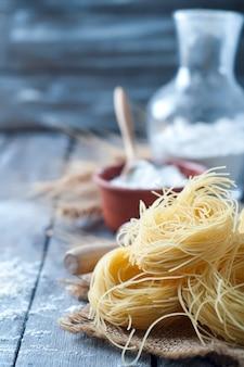 макаронные изделия тартателки с сыром