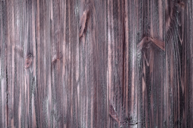 背景として使用される古い木製パネル