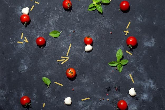 イタリアの食材