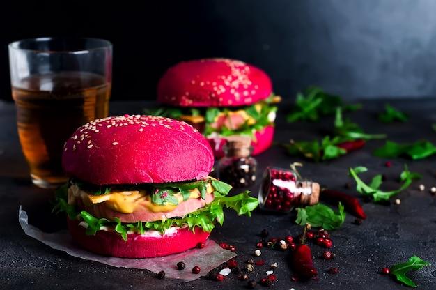 アメリカングリルハンバーガー
