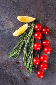 料理の成分と料理の背景