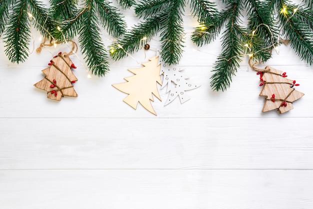 クリスマスまたは新年の背景