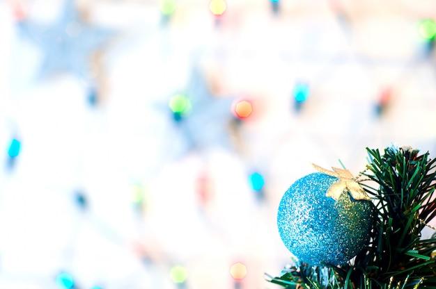 Праздничный блеск рождественское украшение