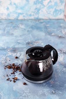 コーヒー豆のコーヒー豆充填