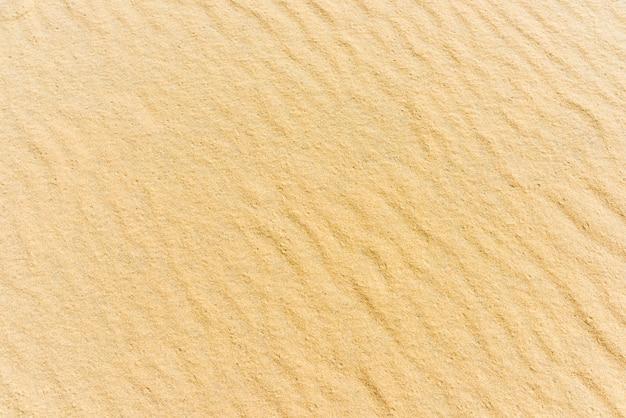 砂海底のトップビュー