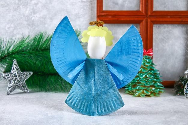 あなた自身のクリスマスの天使を作成するプロセス