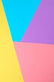 抽象的な紙はカラフルな背景