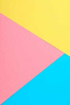 Абстрактная бумага красочна, креативна для пастельных обоев.