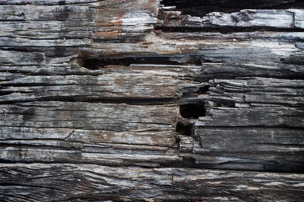 古いハード木のテクスチャの背景