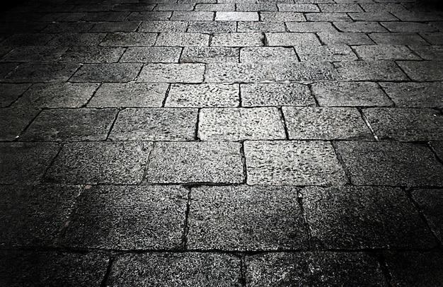 Темный цементный блог