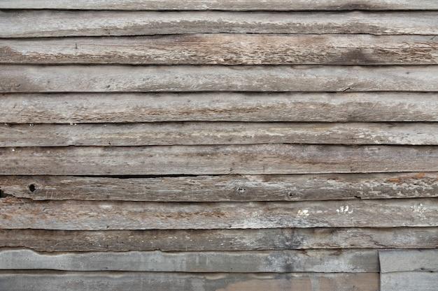 Старая коричневая твердая текстура древесины