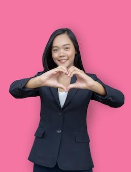 成功事業は奉仕心と愛の仕事