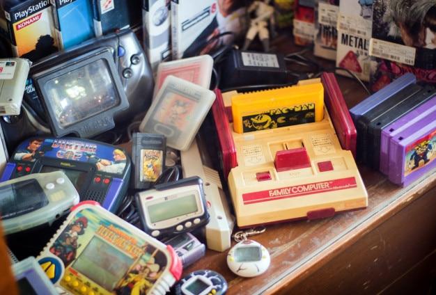 Игры и развлекательные объекты