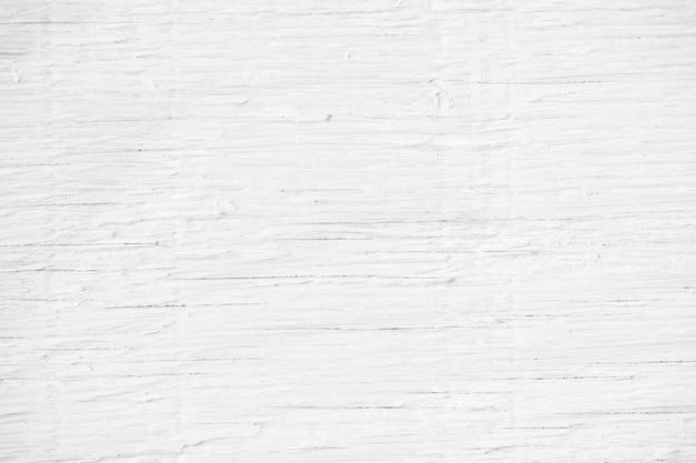 抽象的な白い木製の背景、板のストライプ木材デスク