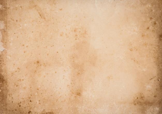 古いヴィンテージの紙のテクスチャの背景