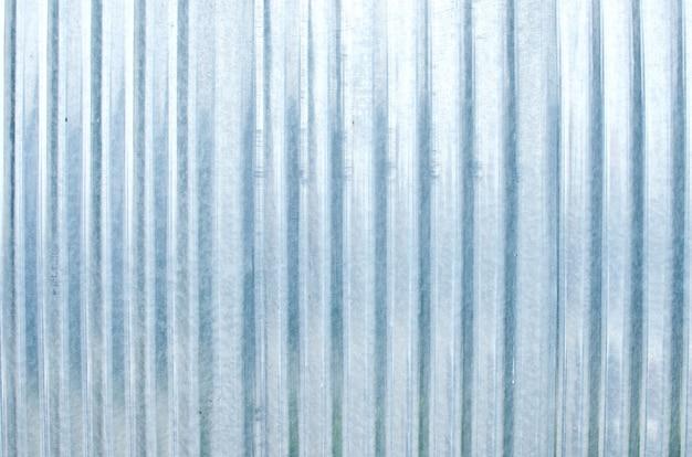 亜鉛メッキ鉄のテクスチャの背景