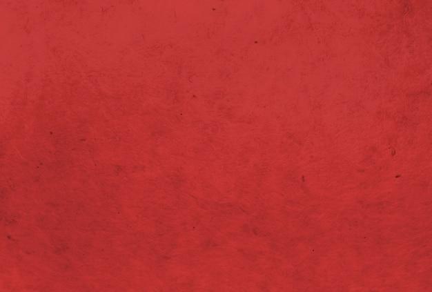 Красный цвет текстуры бумаги тутового дерева
