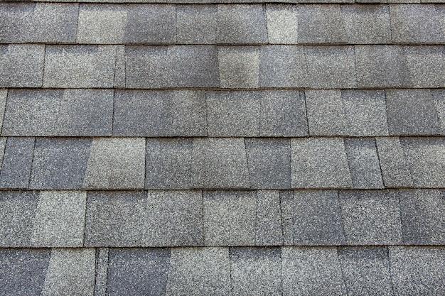 屋根のタイルのテクスチャの背景を閉じます。