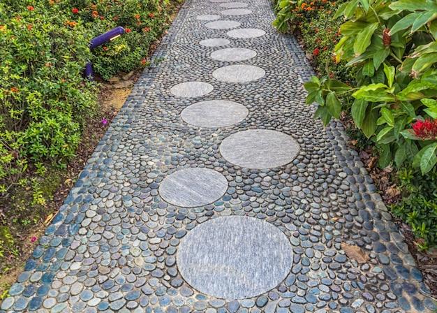 装飾ガーデンパス
