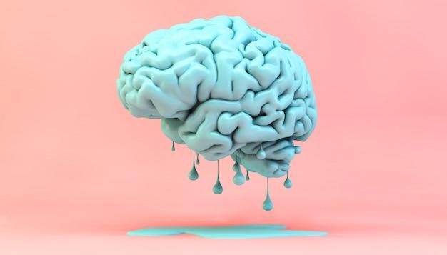 溶ける脳の概念