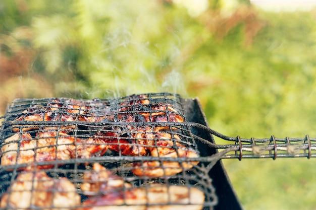 Приготовление жареной пищи