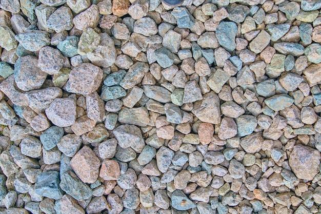 テクスチャの岩、小石