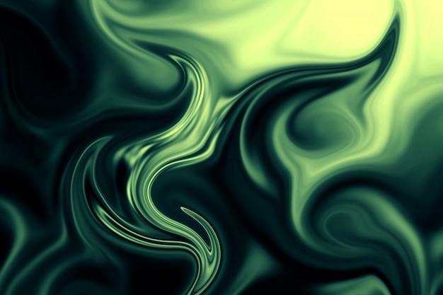 カラフルな液体ライナーの抽象的な背景。液体アクリルの抽象的なテクスチャです。