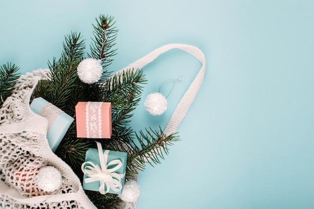 Рождественская композиция фон