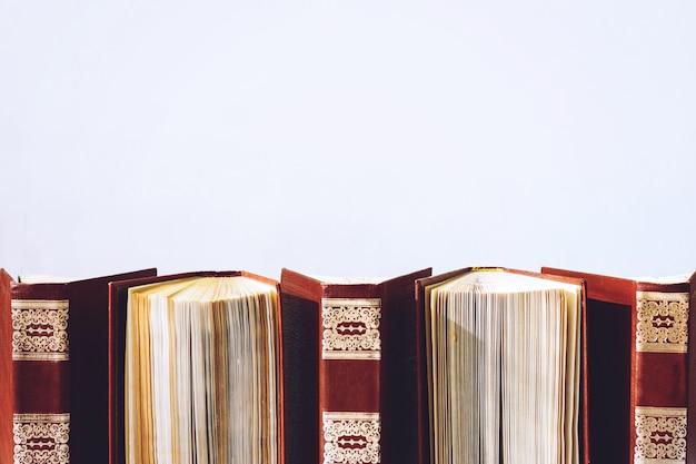 Фон книги