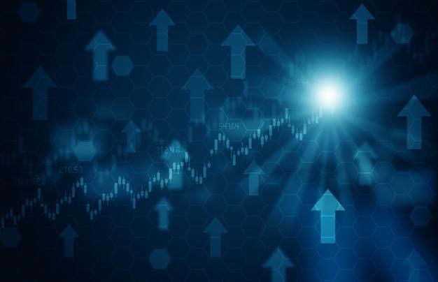 Финансы и бизнес фон