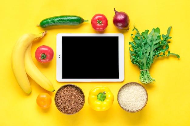 Разная здоровая пища
