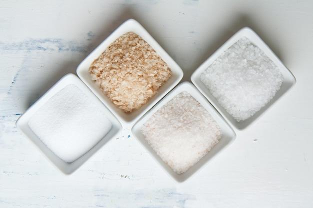さまざまな塩