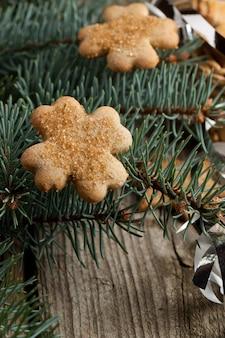 Рождественское домашнее печенье