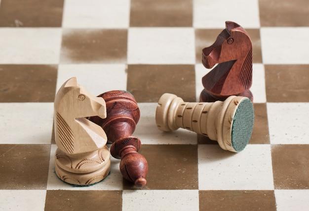 チェスフィギュア