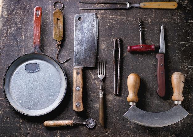 ヴィンテージ調理器具
