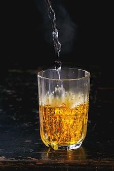 サフラン水