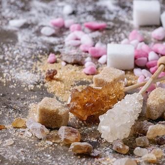 Разнообразие сахара