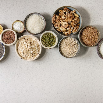 Разнообразие зерна
