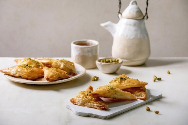 Турецкая десертная пахлава